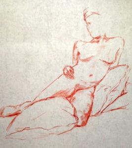 we connect life drawing models with artists